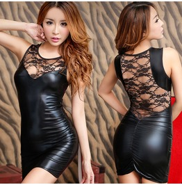 2016 New Fashion Sexy Mesh Club Dresses