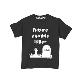 Kid's Future Zombie Killer Tee