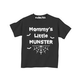 Kid's Mommy's Little Munster Tee
