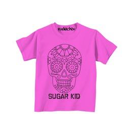 Kid's Sugar Kid Pink Tee