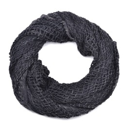 Long Large Knit Cool Scarf