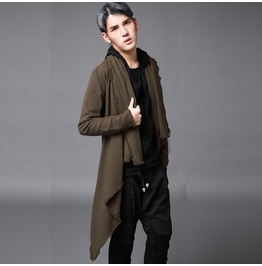 2016 Autumn Fashion Men's Casual Long Sleeved Cardigan Outerwear