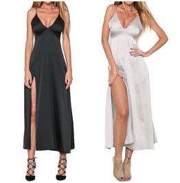 Casual Boho Long Maxi Evening Party Dress Beach Dress