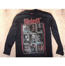 Slipknot Long Sleeve T Shirt