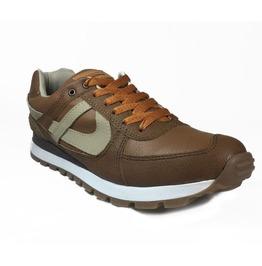 Panam Brown Crosstrainer Unisex Sneaker