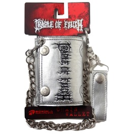 Cradle Of Filth Chain Wallet Official