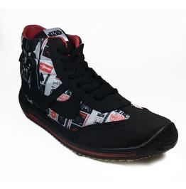 Panam Darth Vader Hi Top Unisex Sneaker