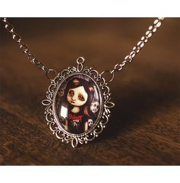 Seraphine Slipknot Necklace