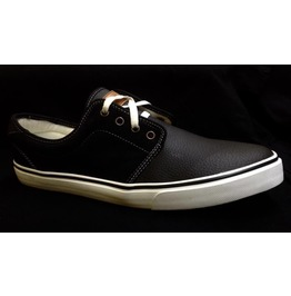 Panam Leather Black Unisex Sneaker