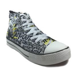 Panam Minions Hi Top Unisex Vintage Style Sneaker