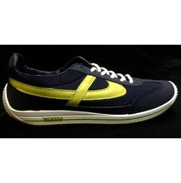 Panam Navy & Green Unisex Sneaker