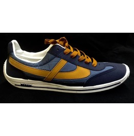 Panam Navy & Orange Unisex Sneaker