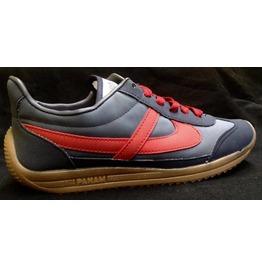 Panam Navy & Red Unisex Sneaker