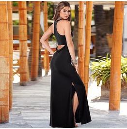Boho Long Maxi Evening Party Cocktail Dress Beach Dresses
