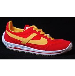 Panam Red & Yellow Unisex Sneaker