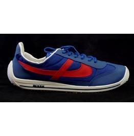 Panam Royal Blue & Red Unisex Sneaker