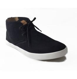 Panam Vegan Black & White Chukka Unisex Sneaker