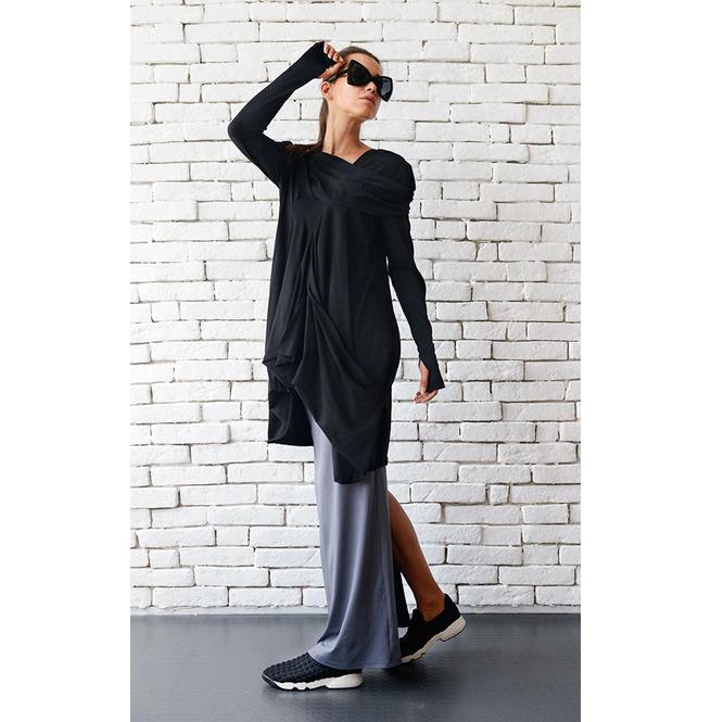 rebelsmarket_long_sleeve_black_tunic_draped_tunic_black_dress_oversize_kaftan_standard_tops_6.jpg