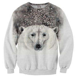Bubble Bear Sweater From Mr. Gugu & Miss Go