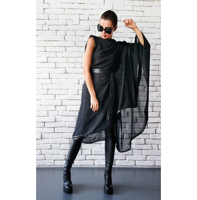 rebelsmarket_black_loose_chiffon_tunic_sheer_tunic_asymmetrical_top_plus_size_top_standard_tops_6.jpg