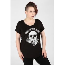 Bring On The Night Plus Size Top