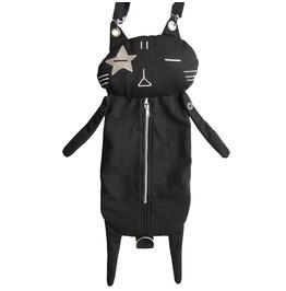 Sad Kitty Shoulder Bag