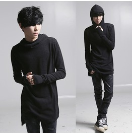 Autumn New Arrival Men Long Sleeved Hoodies