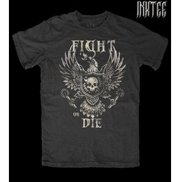 Fight Or Die, By Waronraw Brand, Men's Unisex T Shirt