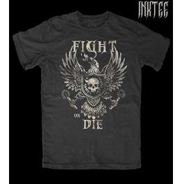 Fight Or Die, By Waronraw Brand, Men's Unisex T Shirt