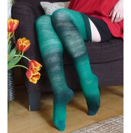 Steampunk Knee Socks Stockings Long Socks