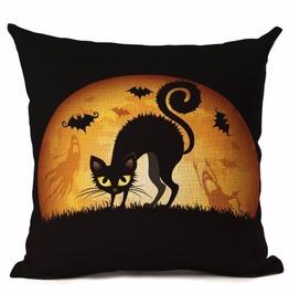 Unique Halloween Print Cushion Covers Cu1