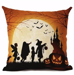 Unique Halloween Print Cushion Covers Cu5