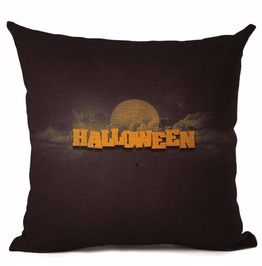 Unique Halloween Print Cushion Covers Cu8
