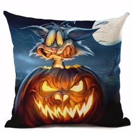Unique Halloween Print Cushion Covers Cu14