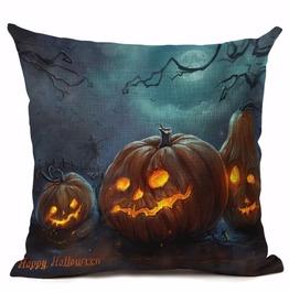 Unique Halloween Print Cushion Covers Cu15