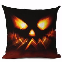 Unique Halloween Print Cushion Covers Cu16