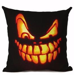 Unique Halloween Print Cushion Covers Cu17