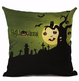Unique Halloween Print Cushion Covers Cu19