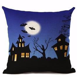 Unique Halloween Print Cushion Covers Cu20