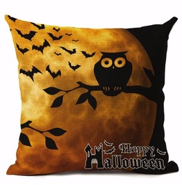 Unique Halloween Print Cushion Covers Cu3