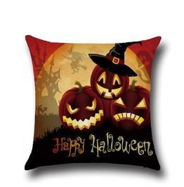 Unique Halloween Print Cushion Covers Cu24