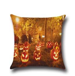Unique Halloween Print Cushion Covers Cu25