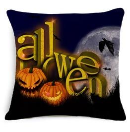 Unique Halloween Print Cushion Covers Cu28