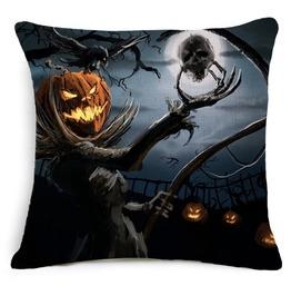 Unique Halloween Print Cushion Covers Cu29