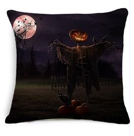 Unique Halloween Print Cushion Covers Cu33