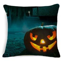 Unique Halloween Print Cushion Covers Cu36