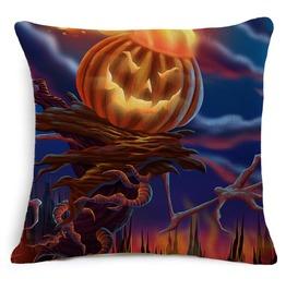 Unique Halloween Print Cushion Covers Cu38