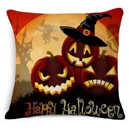 Unique Halloween Print Cushion Covers Cu40