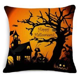 Unique Halloween Print Cushion Covers Cu42