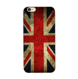 Distressed Union Jack Iphone Cover